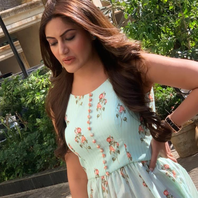 Sanjivani star Surbhi Chandna is 'Cranky' as she follows a strict diet; Check it out