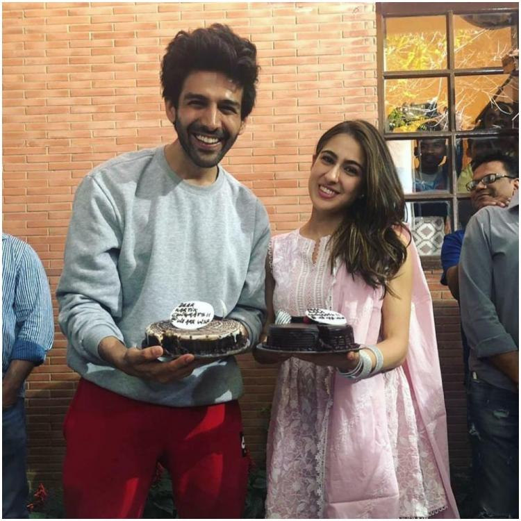 Aaj Kal co stars Sara Ali Khan and Kartik Aaryan are in a relationship? Read on