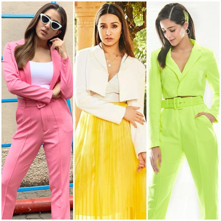 Sara Ali Khan, Shraddha Kapoor to Ananya Panday: When cropped blazers became the ULTIMATE fashion statement