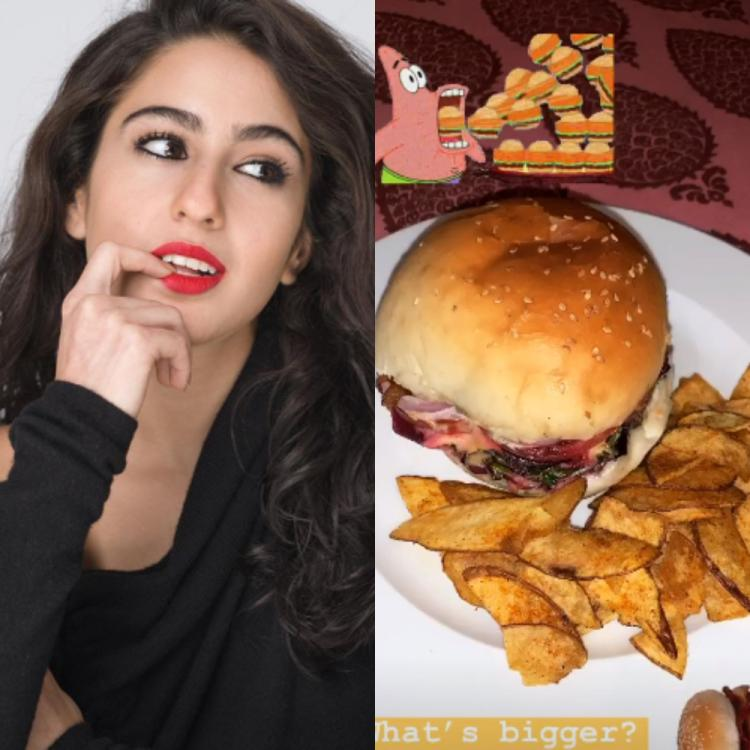 Sara Ali Khan has a tricky question in her mind as she gets ready to enjoy a cheat meal; See POST
