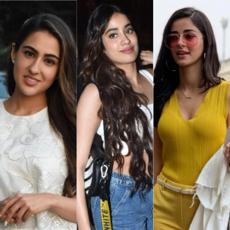 Sara Ali Khan, Janhvi Kapoor or Ananya Panday; Which star kid would you want as your best friend? COMMENT