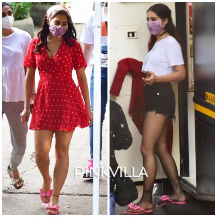 Sara Ali Khan makes quite a case for her casual wardrobe in two chic outfits Yay or Nay