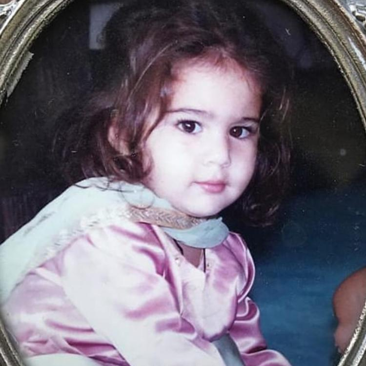 Sara Ali Khan is a total cutie as she melts your heart in an UNSEEN childhood photo snapped by aunt Saba
