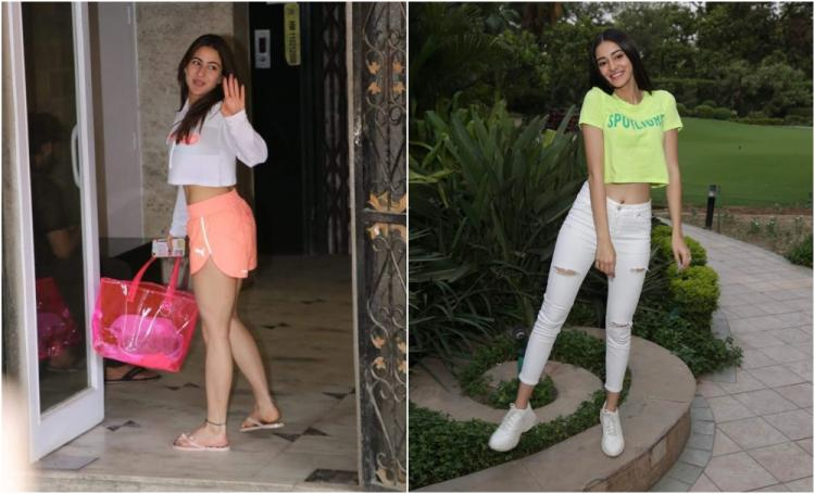 Sara Ali Khan to Ananya Panday: 7 Times Bollywood actresses gave us a taste of the pastel palette