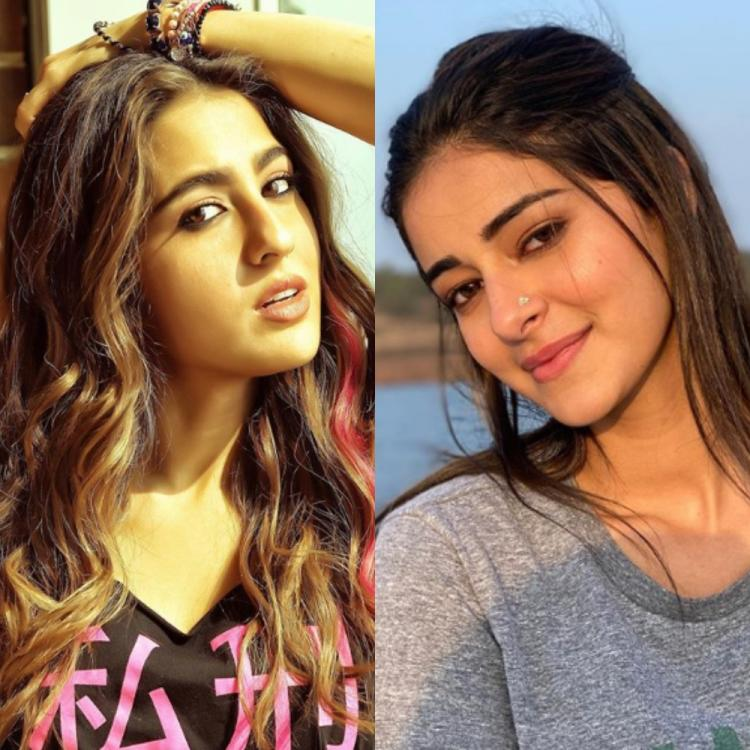 Sara Ali Khan or Ananya Panday; Which actress has her social media game on point?