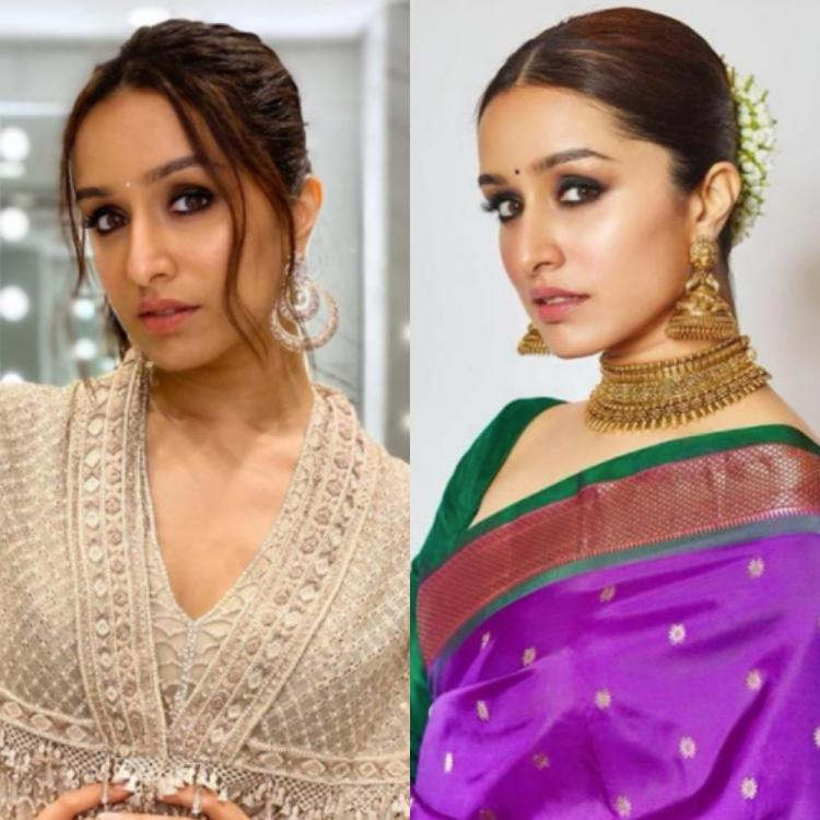 sarees to anarkalis 7 times shraddha kapoor rocked ethnic wear and proved shes every indian designers muse 0