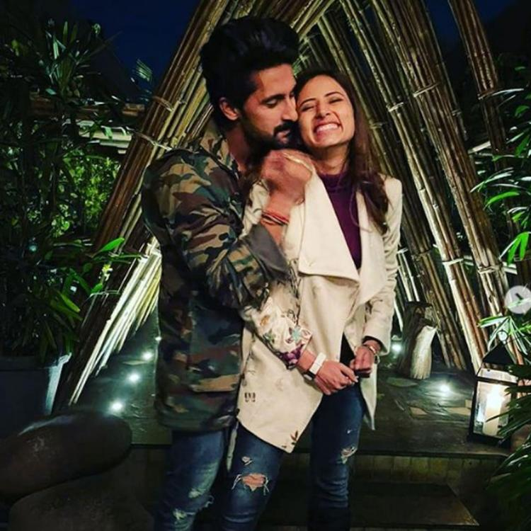 Sargun Mehta has a hilarious take as Ravi Dubey gets infected with COVID 19