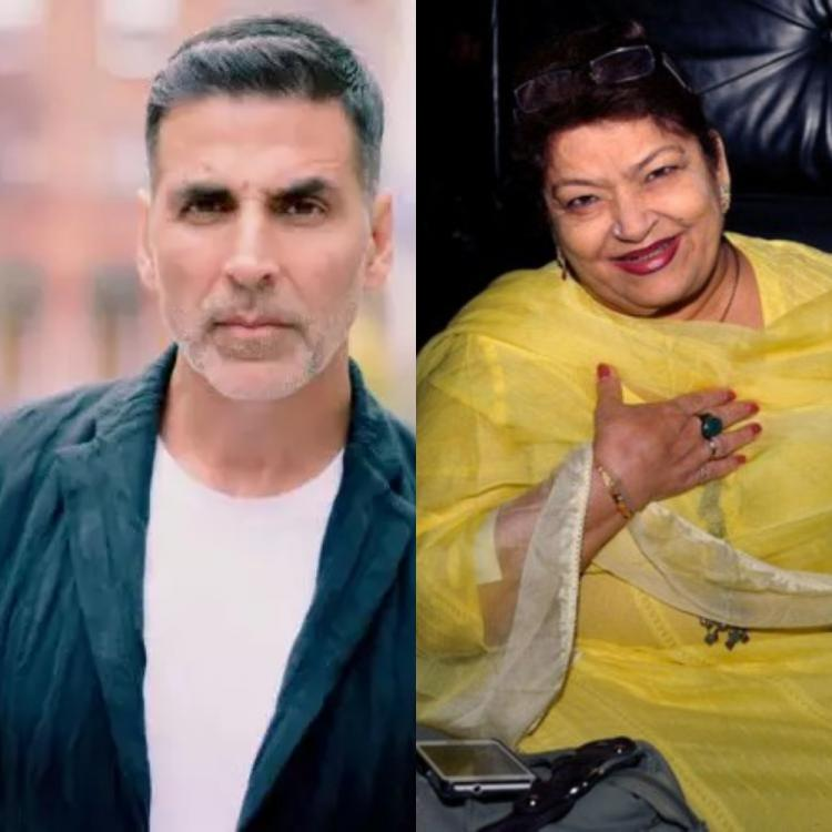 Saroj Khan Demise: Akshay Kumar recalls how she made dance look easy as he mourns the choreographer's loss