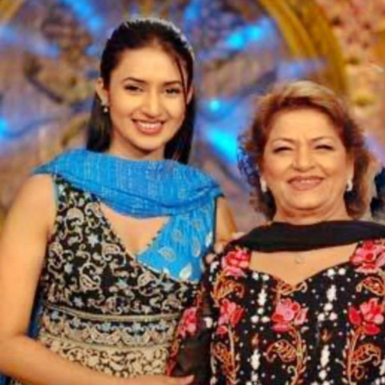 Saroj Khan demise: Divyanka Tripathi pens an emotional note saying 'Lucky to have learnt few pieces under you'
