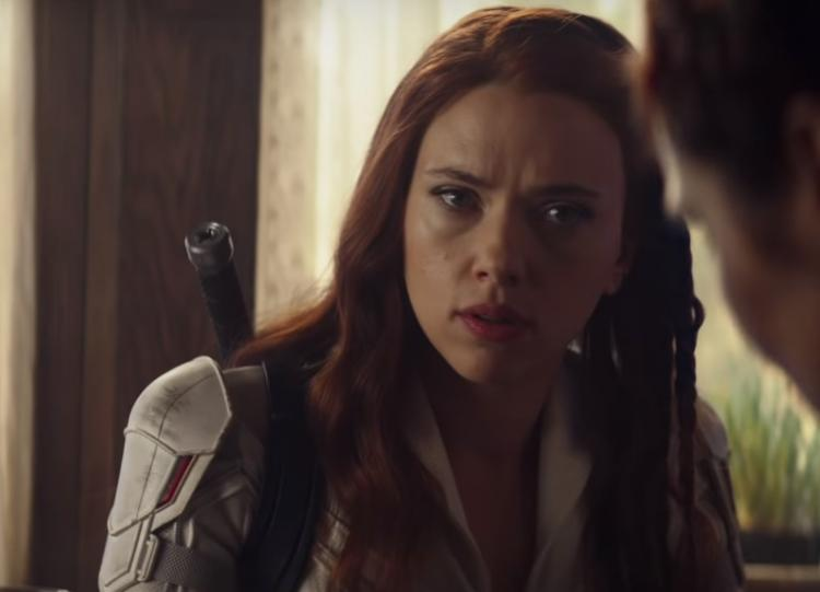 Black Widow New Trailer Scarlett As Natasha Romanoff Joins