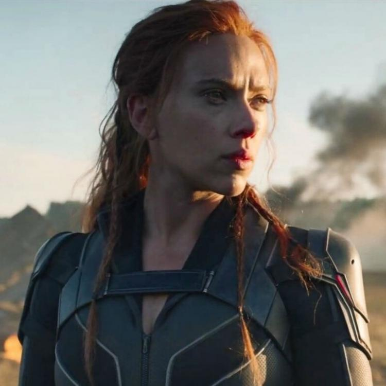 Scarlett Johansson on feminist themes in Black Widow: It's reflective of the Time's Up and #MeToo movement