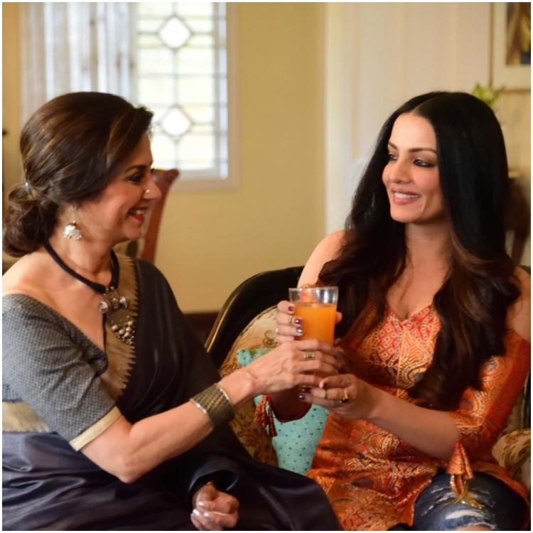 Season's Greetings Movie Review: Celina Jaitly Haag and Lillette Dubey's film is poetic and mesmerising