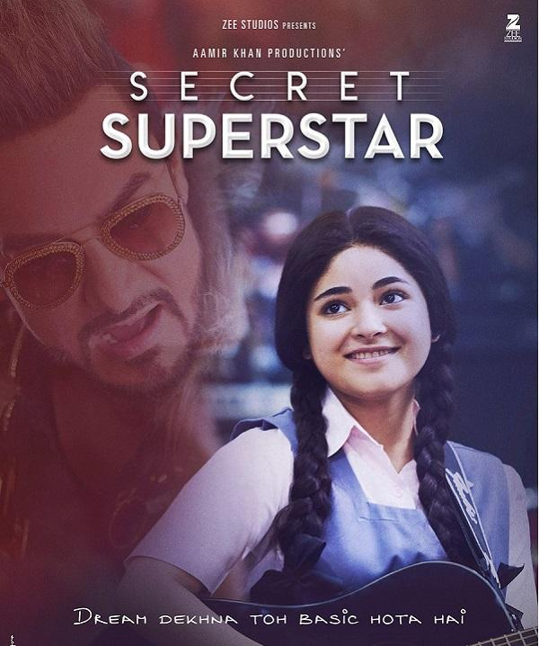 aamir khan,Reviews,Secret Superstar,Zaira Wasim