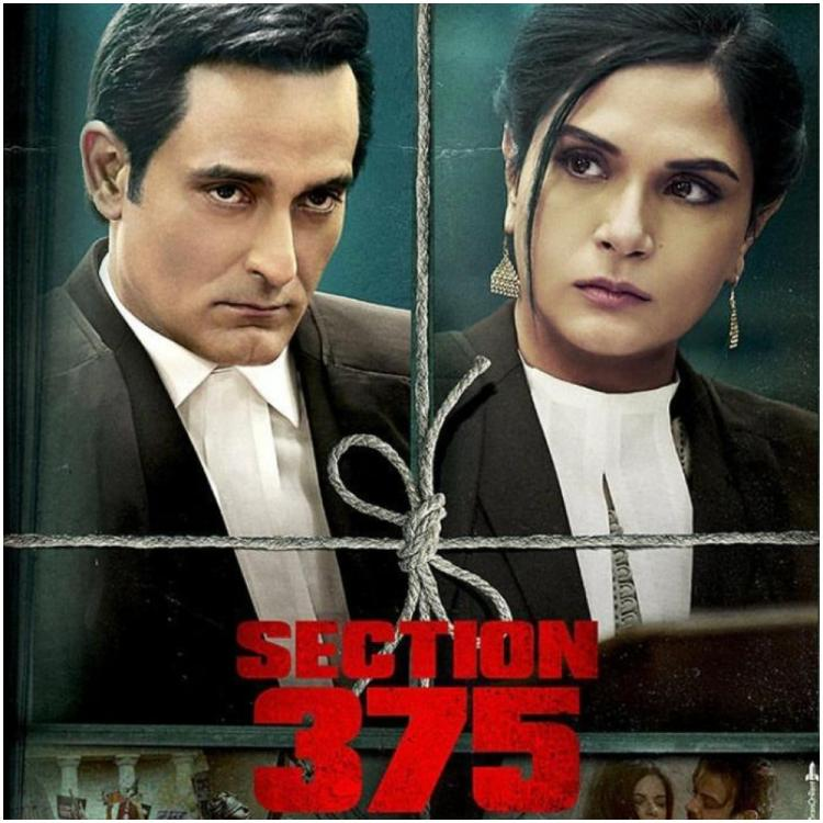 Section 375 Trailer: Akshaye Khanna & Richa Chadha's gripping courtroom drama will leave you impressed; WATCH