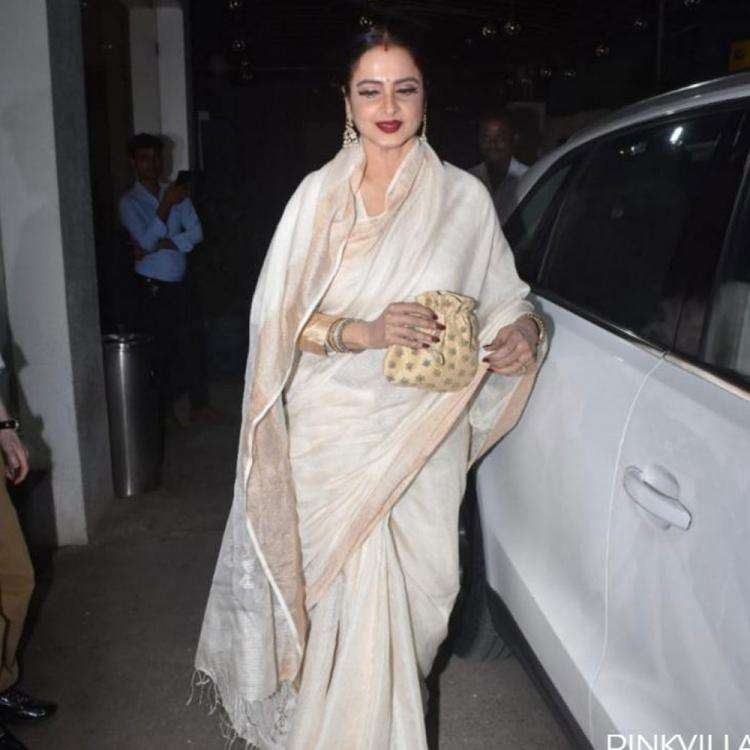 Security guard of Rekha's Mumbai bungalow tests positive for COVID 19: Reports