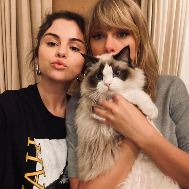 Shah Rukh Khan's daughter Suhana Khan 'liked' Selena Gomez and Taylor Swift's 2019 throwback pictures.