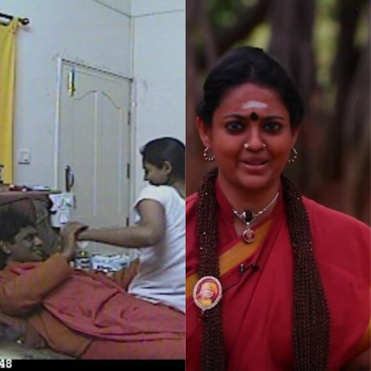 Sex tape to godman follower The unforgettable tale of Tamil actor Ranjitha