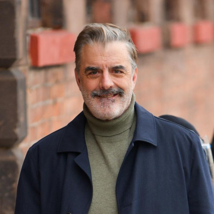 Sex and the City star Chris Noth reveals his favorite scene from the show