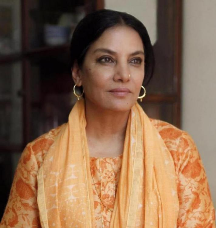 Shabana Azmi spreads awareness about the ongoing dengue menace