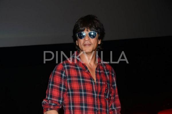 Shah Rukh Khan: We could do a film about Indian and Chinese superheroes