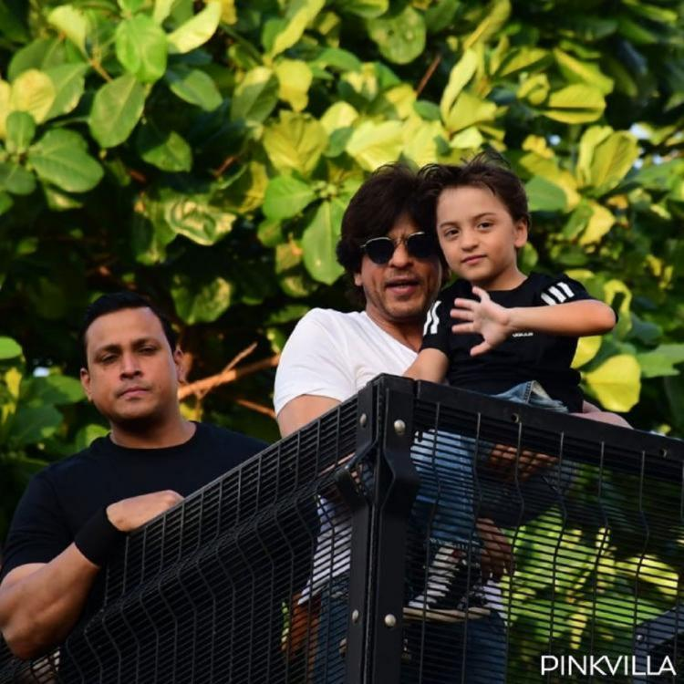 Shah Rukh Khan discloses to Riteish Deshmukh a life lesson he learnt from his son AbRam & we could all use it