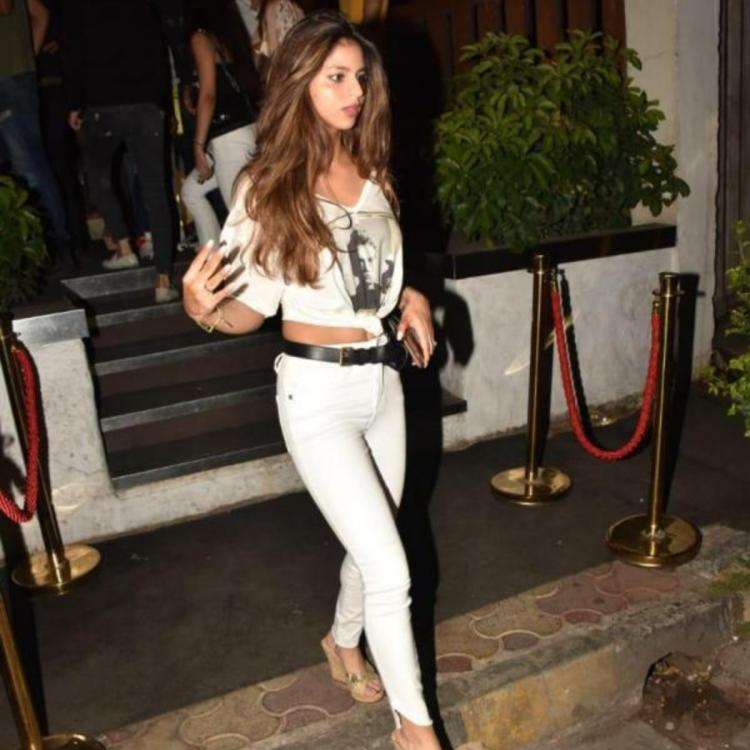 Suhana Khan posts a cryptic note about misogyny