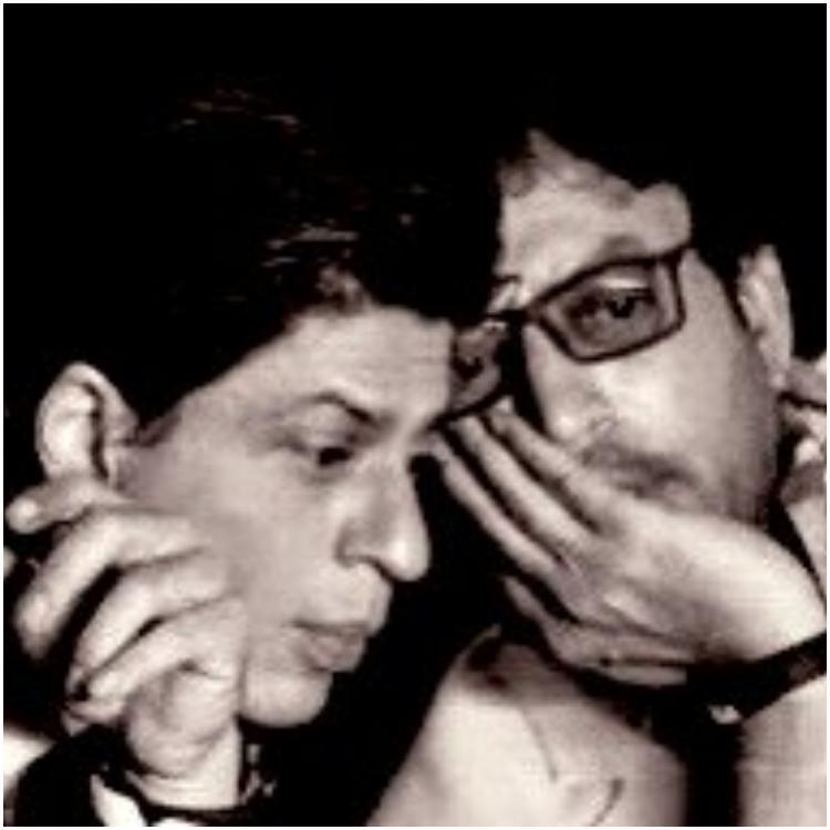 Shah Rukh Khan pays tribute to late Irrfan Khan: Will miss you and cherish that you were part of our lives