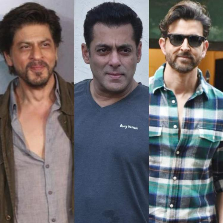 Shah Rukh Khan, Salman Khan or Hrithik Roshan; Which actor would you love to see in a web series?