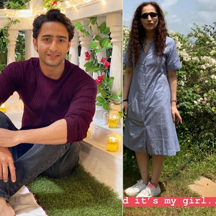Shaheer Sheikh calls Ruchika Kapoor 'my girl'; Is the YRHPK actor finally admitting to being in relationship?