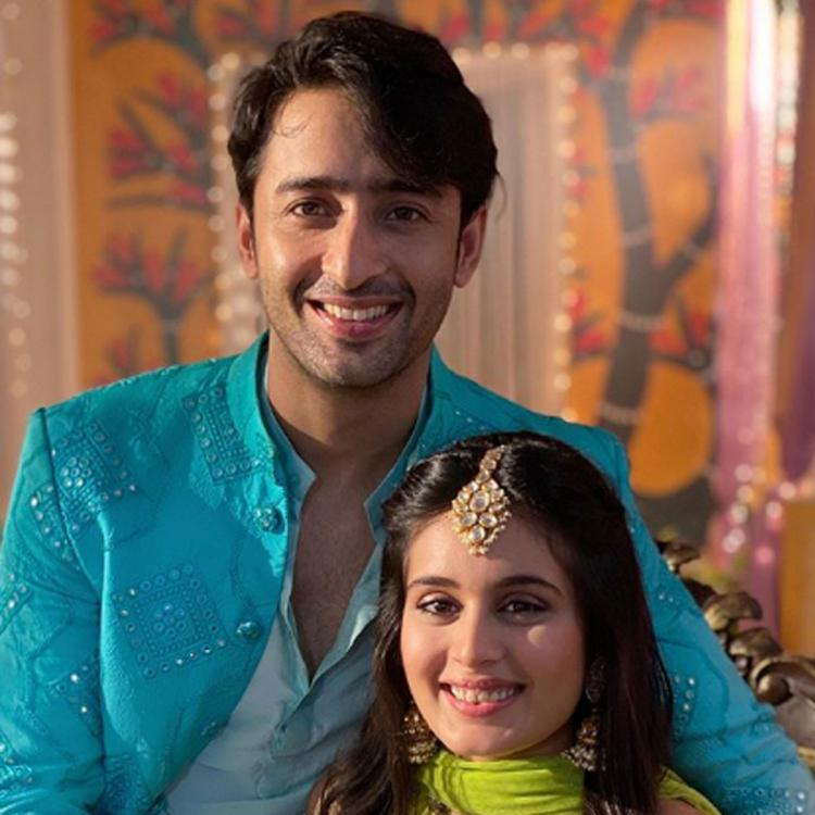 Shaheer Sheikh pens sweet note for YRHPK co star Rhea; Says 'You made 'Abir' come to life, by being 'Mishti''