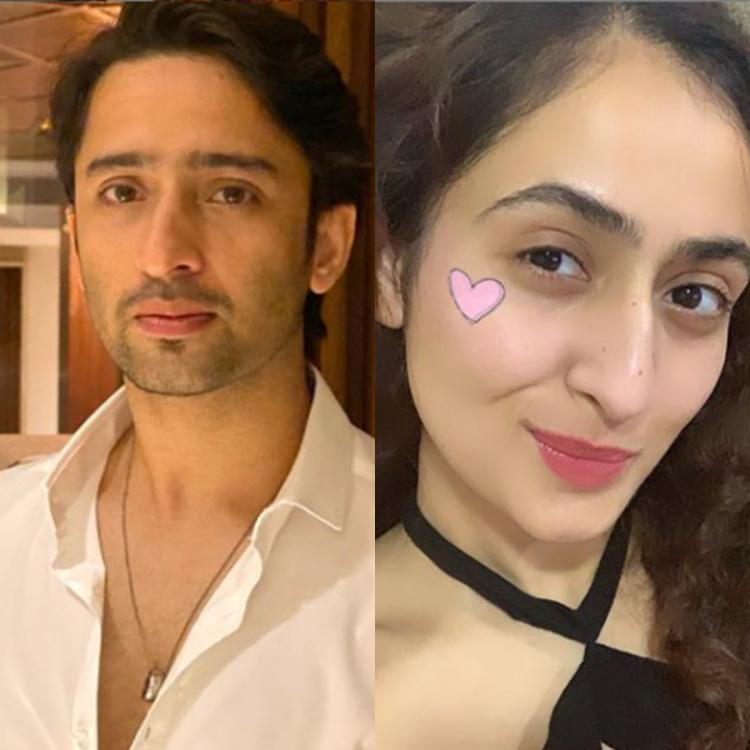 Here's how Shaheer's friends reacted to him posting his 'girl' Ruchikaa Kapoor's picture on social media
