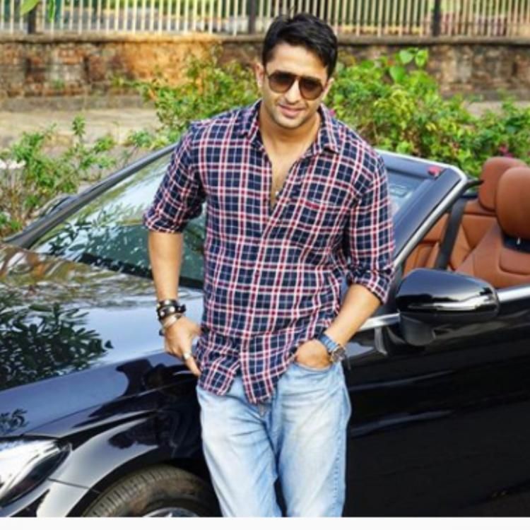 eh Rishtey Hain Pyaar Ke actor Shaheer Sheikh mesmerizes fans with a handsome throwback picture