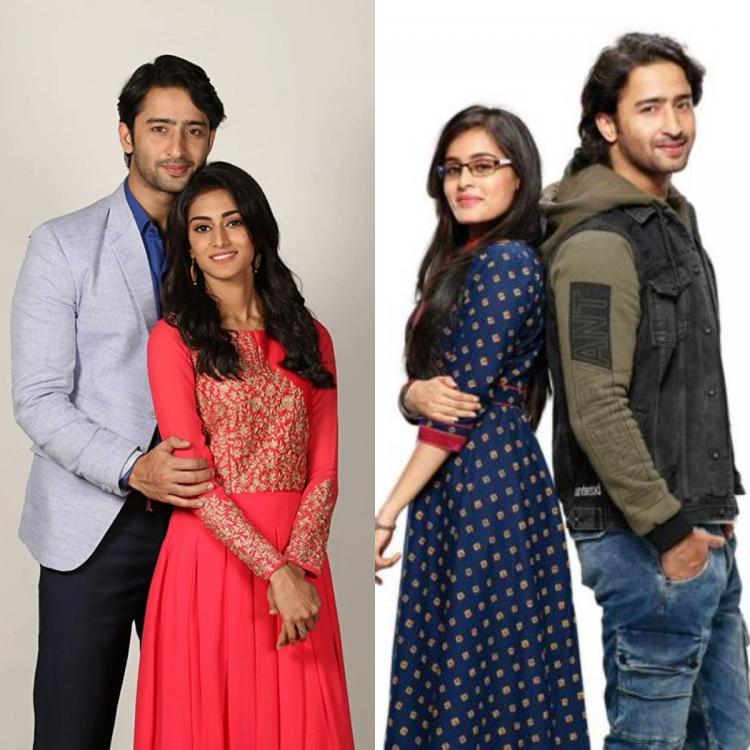 Shaheer Sheikh with Erica Fernandes in KRPKAB or Rhea Sharma in YRHPK; Which pair is your favourite? VOTE