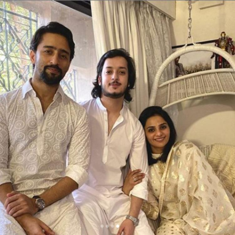 Yeh Rishtey Hain Pyaar Ke actor Shaheer Sheikh shares a glimpse of his Eid celebrations while away from family