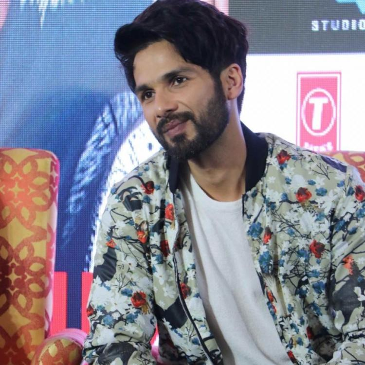 Kabir Singh star Shahid Kapoor: I feel like a newcomer & need to figure out this new club that I've entered