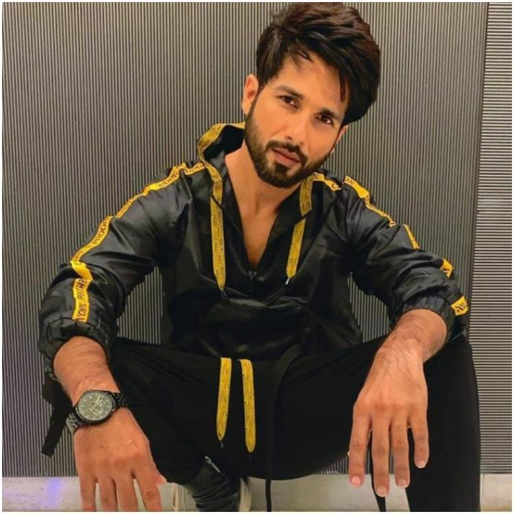 Shahid Kapoor demands Rs 40 crore for Nani's Jersey remake after the success of Kabir Singh?