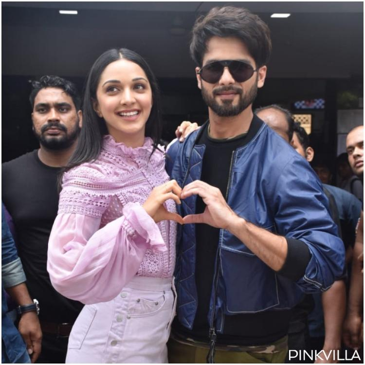 Kabir Singh stars Shahid Kapoor and Kiara Advani thank their fans for the overwhelming response to the film
