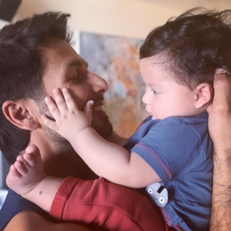 Shahid Kapoor is 'happy' about son Zain filling in for him as Mira Rajput reveals 'millennial mom fail' moment