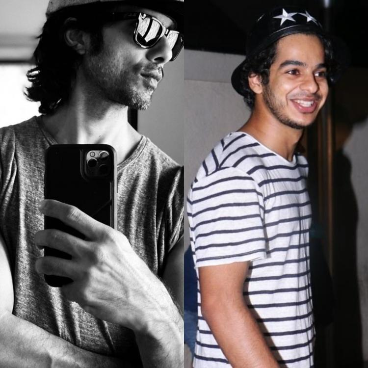 Shahid Kapoor has an epic reply after Ishaan Khatter asks him about looking ageless in his clean shaven look