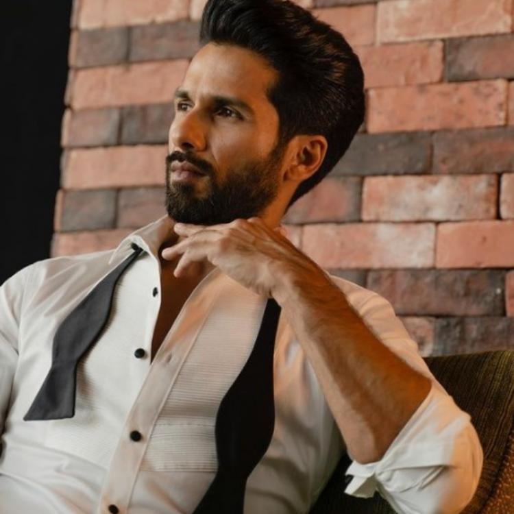 Shahid Kapoor leaves netizens swooning as he flaunts his suave look in latest PICS: Says 'Stay Sharp'
