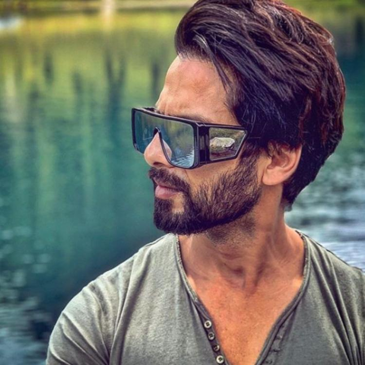 Shahid Kapoor recalls his fond memories from an outdoor trip as he shares a throwback PHOTO