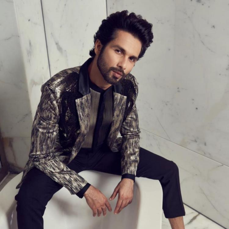 Shahid Kapoor REVEALS details about his next film post sports drama Jersey during AMA session