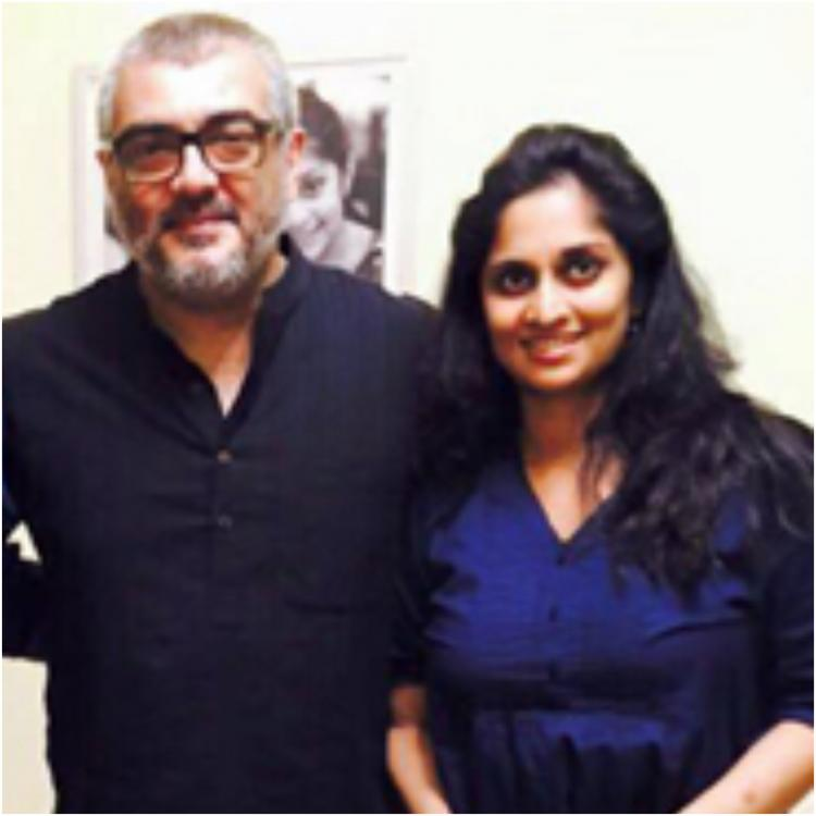 Thala Ajith's wife and actress Shalini turns a year older; Fans shower her with wishes