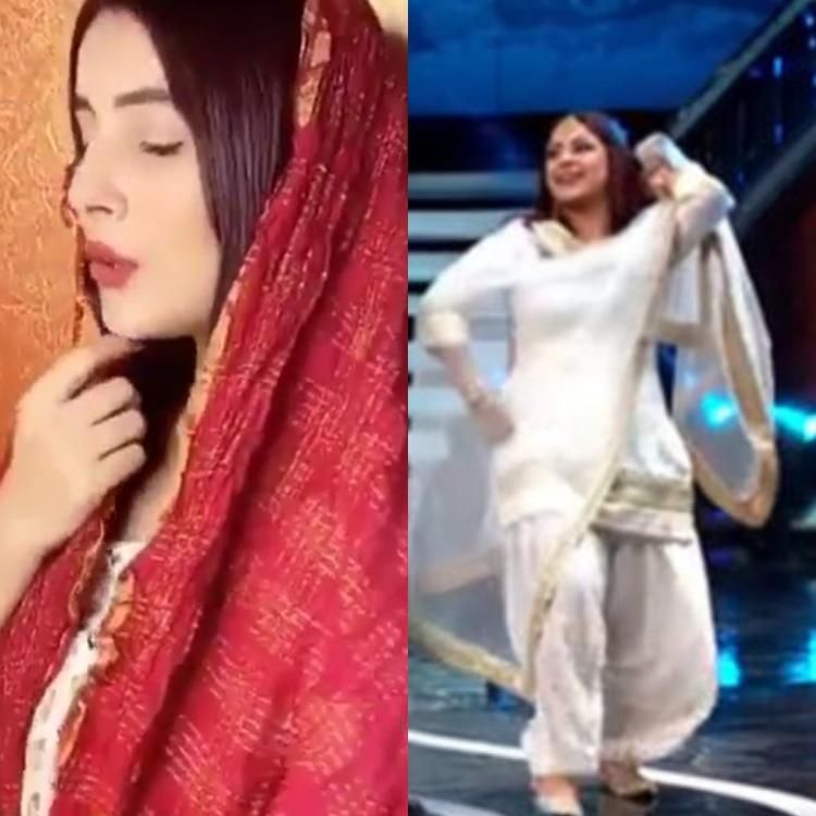Shehnaaz Gill doing 'giddha' in her latest video will remind you of her Bigg Boss 13 entry; WATCH