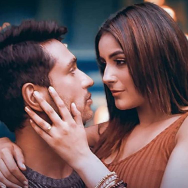 Shehnaaz Gill and Arjun Kanungo are excited about Waada Hai's release tomorrow