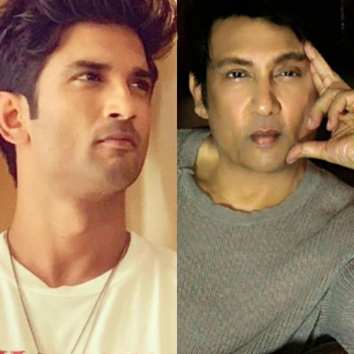 Shekhar Suman dejected with AIIMS report on Sushant Singh Rajput.
