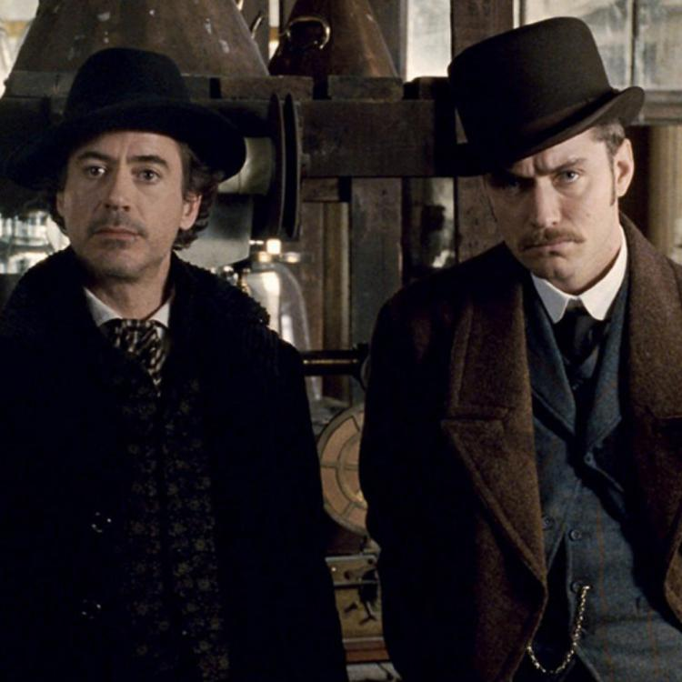 Robert Downey Jr & Jude Law's Sherlock Holmes 3 finds a new director; Deets Inside