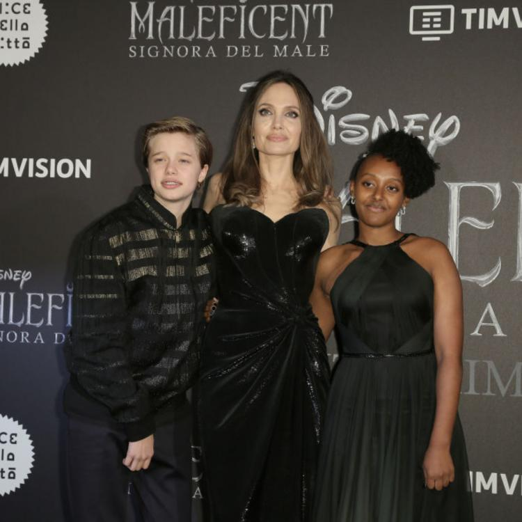 Shiloh Jolie Pitt runs away from Angelina Jolie's home to stay with Brad Pitt and his parents?