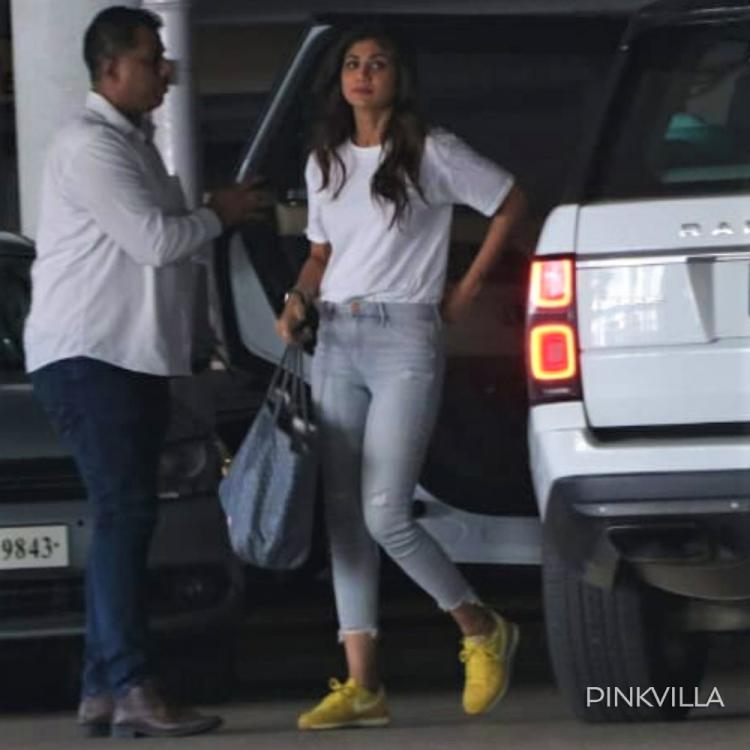 PHOTOS: Shilpa Shetty raises the fashion quotient in the city and she steps out in style