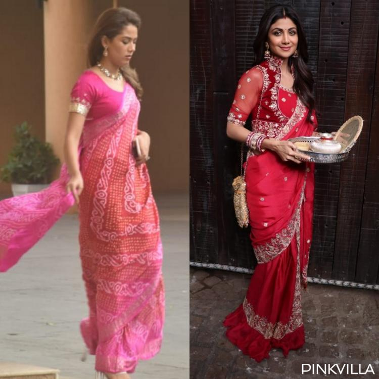 Karwa Chauth 2019: Mira Rajput, Shilpa Shetty, and others deck up for the early celebrations